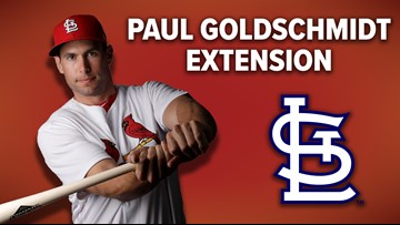 Reports: Cardinals nearing contract extension with Paul Goldschmidt