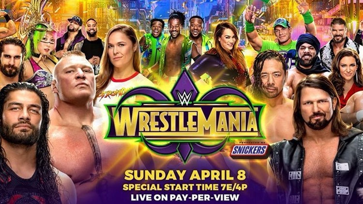 Cedric Alexander Wins Cruiserweight Championship at WrestleMania 34 (Pics, Video)