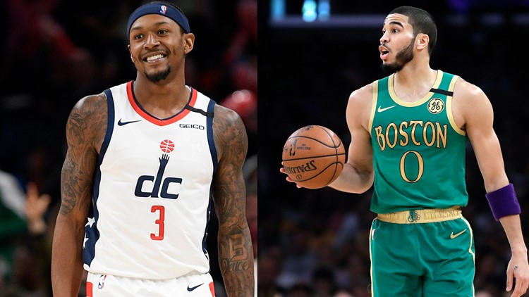 Jayson Tatum, Brad Beal team up to help provide meals for those in need in the St. Louis area