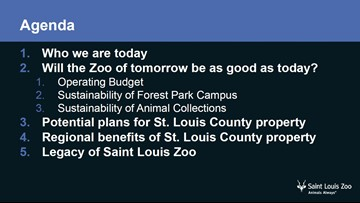 St. Louis County Council passes zoo tax bill proposal