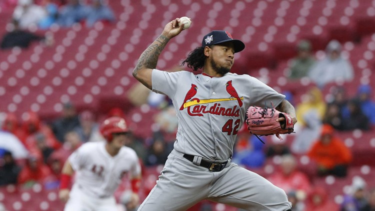 Cardinals rain down on Cincinnati Reds chance of victory