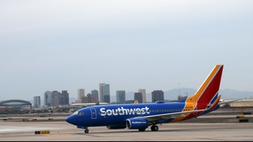 Southwest to cancel 1,500 daily flights starting Friday