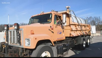 How MoDOT and St. Louis road crews are preparing for the snow