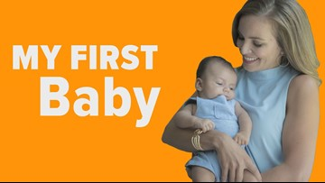 My First Baby: Allie Corey launches new mom series