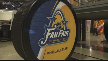 Fans soaking up All-Star experience