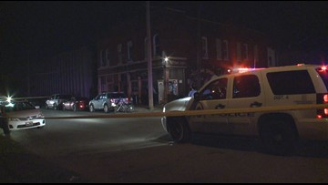 2 dead, 10 injured in shootings across City of St. Louis since Friday night