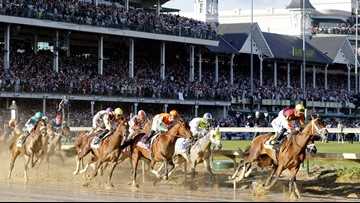 QUIZ: Is this a Derby horse name or a random song title?