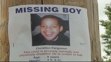 After 15 years, still no answers in Christian Ferguson's disappearance