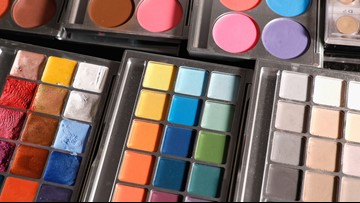 How safe is makeup made for kids?