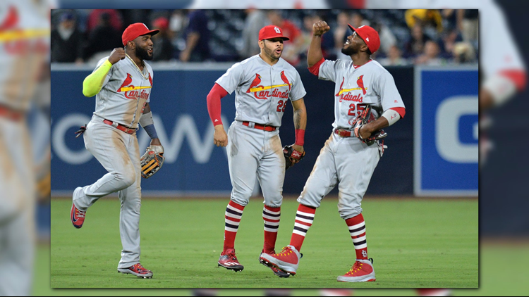 Cardinals Start Road Trip Off Right, Beat Padres 2-1