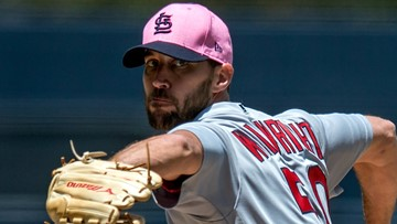Cardinals activate Adam Wainwright for series finale with Marlins