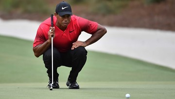Tiger Woods' Players Championship weekend a big confidence boost for his latest comeback