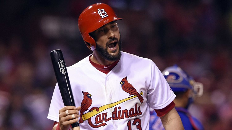 With no offense to Gyorko or Martinez, neither have put together a season like Carpenter. Saying they should replace the guy all together is a little short-sighted and narrow-minded approach. When this offense is at its best, Carpenter is getting on base and hitting home runs.