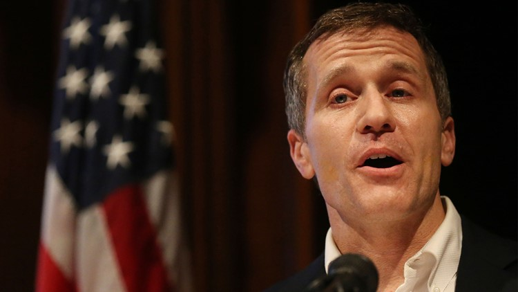The attorneys had said they were hired by Greitens to represent the governor's office in its official capacity. Greitens also had attorneys representing him in his personal capacity.