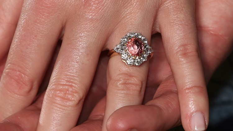 Britain Princess Eugenie Engaged