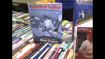 The 41st Annual YMCA Book Fair in Queeny Park kicks off