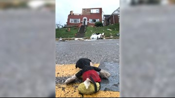 Heartbreaking photos, videos show devastation across Jefferson City