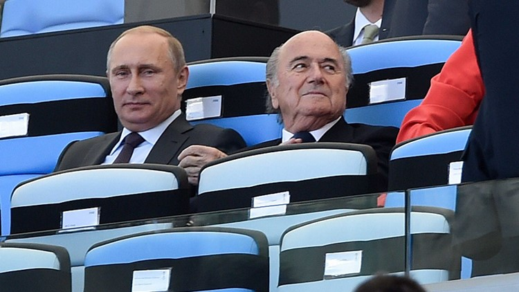Russia, the world's top-ranked antagonist, has turned on the charm, all the way from Putin down.