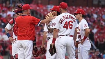 Commentary: Cardinals' free fall feels like rock bottom
