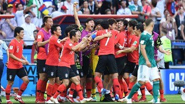 South Korean players could be 'punished' with military service after World Cup