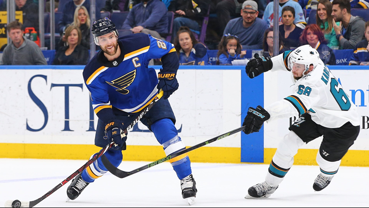 Pietrangelo Excited By New Additions Ksdk Com