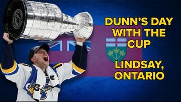 A Stanley Cup summer: Vince Dunn