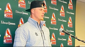 Nolan Gorman may wish to emulate David Wright, but is open to playing wherever Cardinals need him