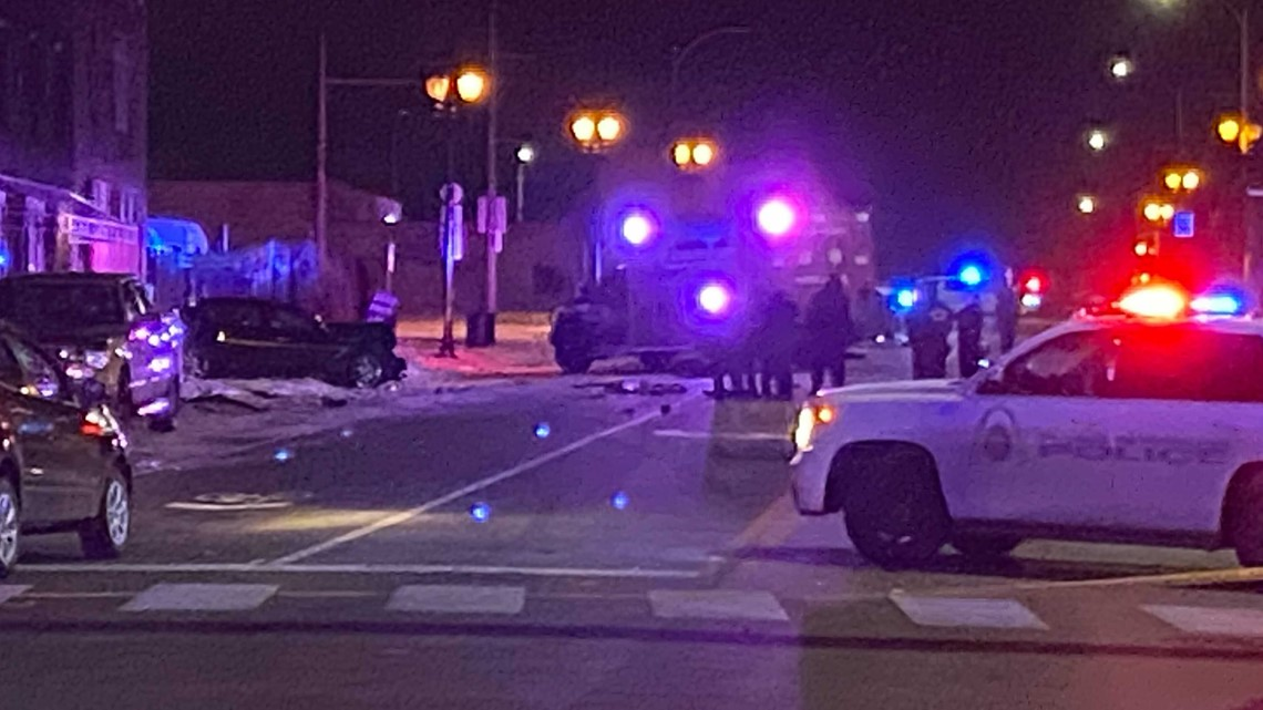 Man killed after street racer crashed into his parked car in St. Louis - KSDK.com