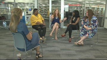 5 On Your Side holds panel with mothers to discuss back-to-school emotions, gun violence