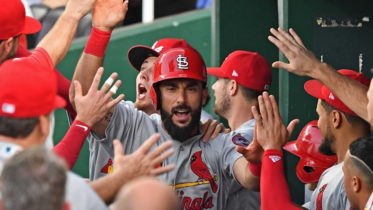 It only took 110 games, a manager change, and roster shuffle to get this team on the right track. They stood pat at the deadline and have backed up John Mozeliak's premonition that this may be a solid team after all.