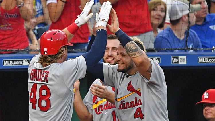 Flaherty (6-6) was charged with two runs and three hits. Martinez connected in the ninth and drove in three runs.