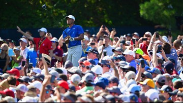 'They've been unbelievable' | St. Louis wows Tiger Woods, golfers in PGA Championship