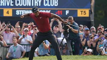 PGA Championship brings out the best in St. Louis sports fans — and Tiger Woods