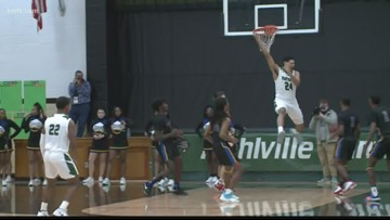 Basketball Highlights: Mehlville v Hancock