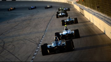 IndyCar is the next big sporting event in our area