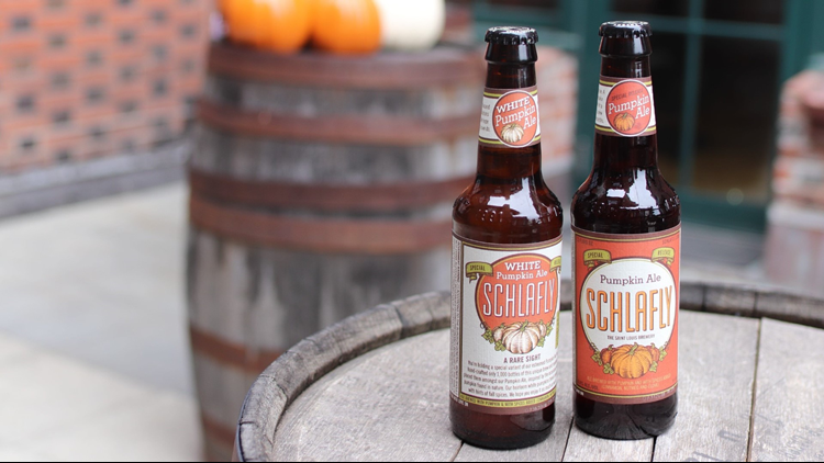 Hunt Is On For New Limited White Pumpkin Ale Thanks To Schlafly