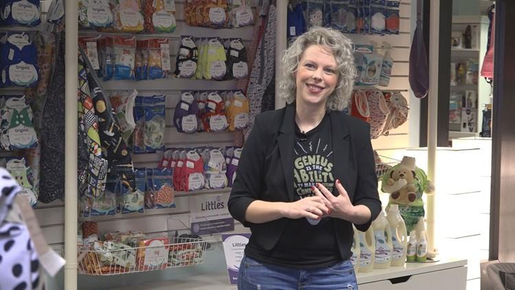 Founder of Cotton Babies Jennifer Labit