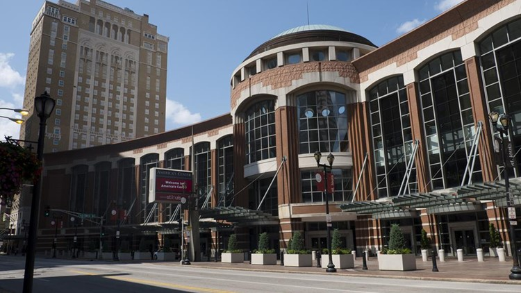 St. Louis' second biggest convention votes to leave the Lou