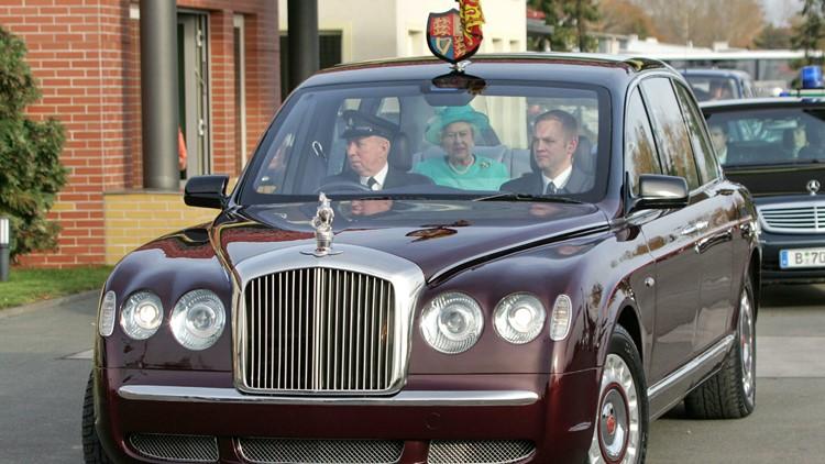 Britain Queen Security
