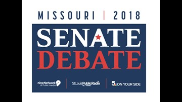 TV and radio media partners  to host U.S. senate debate