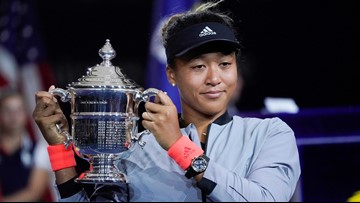 Osaka's US Open win re-opens identity discussion in Japan