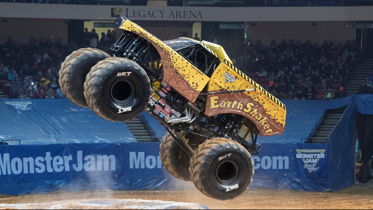 2019 Monster Jam Returning To St Louis Ksdk Com