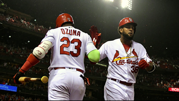 Cardinals sign 2-year deal with outfielder Jose Martinez