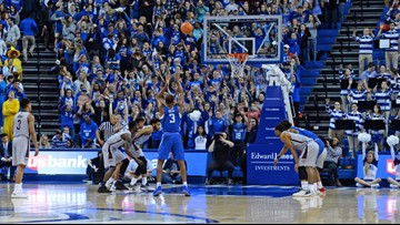 SLU ballers could go from near-worst to middling to first