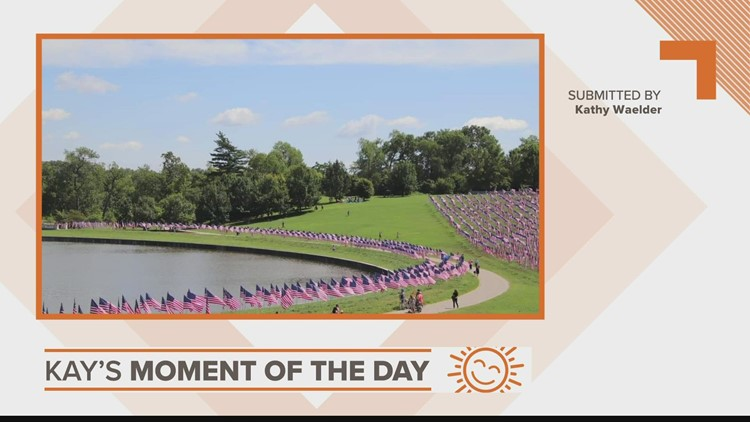 Kay's Moment of the Day: Sept. 7, 2021