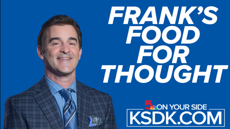Frank's Food for Thought: NCAA transfers, trying a 'no meat' diet and Blues worries