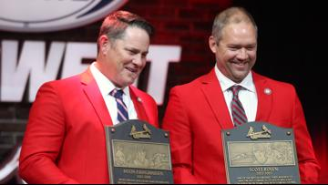 3 greats were inducted into 2019 Cardinals Hall of Fame