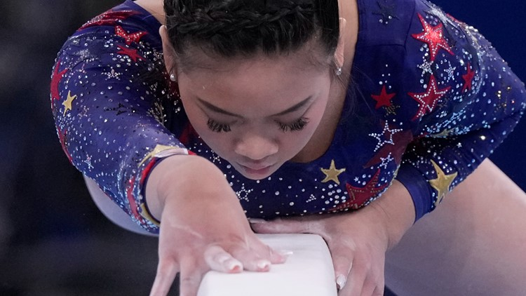 'The Olympics was our dream': The unbreakable bond between Suni Lee and her father