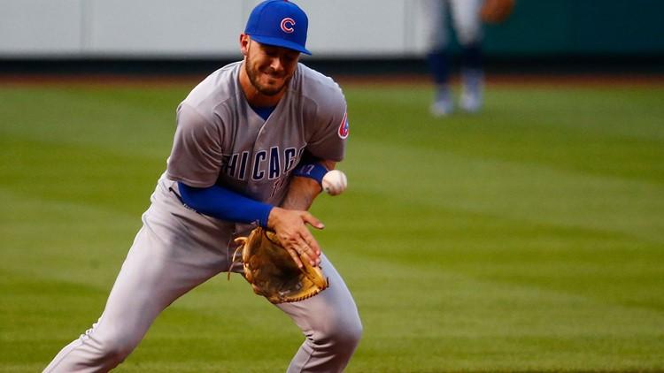 Cubs' Kris Bryant disses St. Louis to start season's smack talk