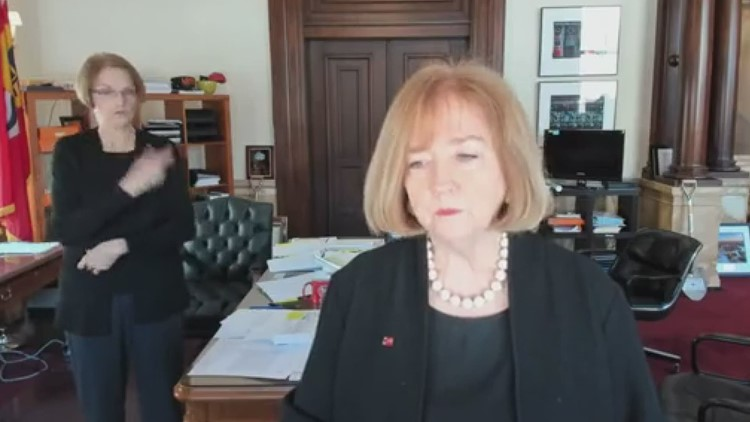 St. Louis Mayor Krewson says city will add more vaccine sites